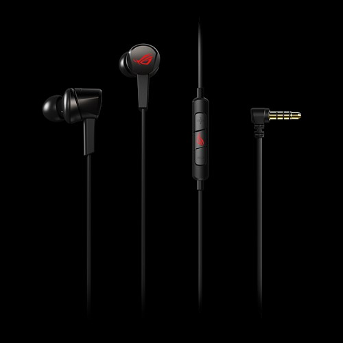 ASUS-ROG CETRA CORE-ASUS ROG CETRA CORE In-ear Gaming Headphones with Microphone