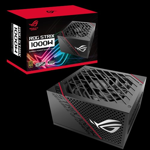 ASUS-ROG-STRIX-1000G-ASUS ROG-STRIX-1000G 1000W 80 PLUS Fully Modular Gold PSU