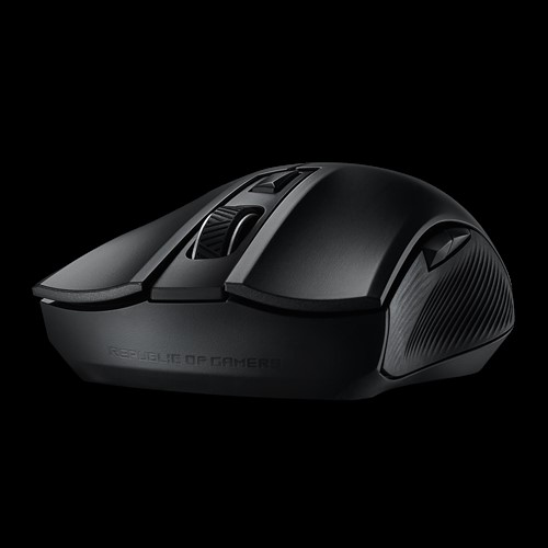 ASUS-ROG STRIX CARRY-ASUS ROG Strix Carry P508  Gaming Mouse optical gaming mouse with dual 2.4GHz/Bluetooth wireless connectivity