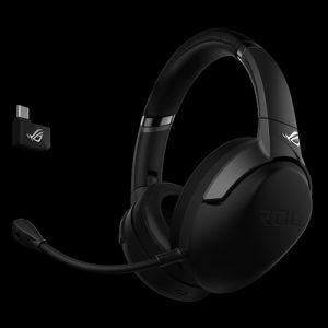 ASUS-ROG STRIX GO 2.4-ASUS ROG STRIX GO 2.4 PC/PS4/Switch Wireless Gaming Headset