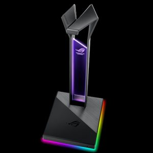 ASUS-ROG THRONE/AS-ASUS ROG THRONE/AS Gaming Headset Stand with 7.1 Surround Sound