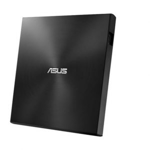 ASUS-SDRW-08U7M-U/BLK/G/AS/P2G-ASUS SDRW-08U7M-U/BLK/G/AS/P2G (ZenDrive) External Ultra-slim DVD Writer With M-Disc support