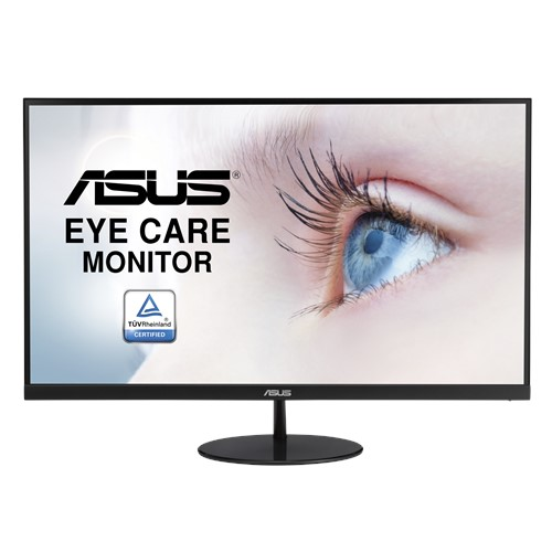 """ASUS-VL279HE-ASUS VL279HE 27"""" Eye Care Monitor FHD (1920x1080)"""