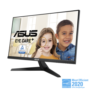 "ASUS-VY249HE-ASUS VY249HE 27"" Eye Care Monitor -  FHD"