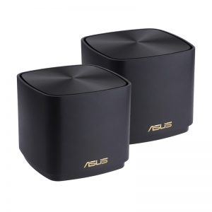 ASUS-XD4 (B-2-PK)-ASUS ZenWiFi AX Mini XD4 AX1800 Wifi 6 Dual-Band Whole-Home Mesh Routers For Large Homes