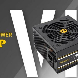Antec-VP700P PLUS-Antec 700W VP PLUS. 80+ 230V. Up to 85% Efficiency