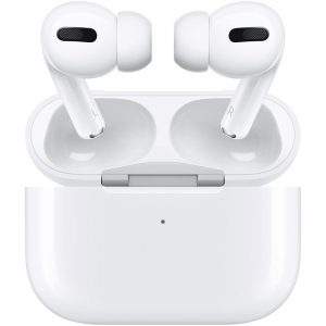 Apple-MWP22ZA/A-Apple AirPods Pro - Active Noise Cancellation
