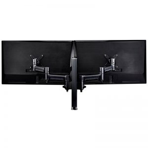 Atdec-AWMS-2-4640-F-B-Atdec AWM Customisable Dual Monitor Arm