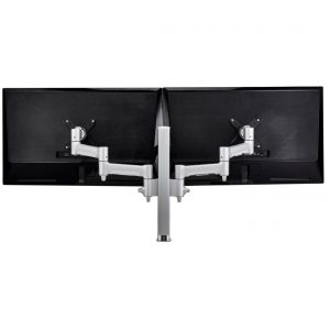 Atdec-AWMS-2-4640-F-S-Atdec AWM Customisable Dual Monitor Arm
