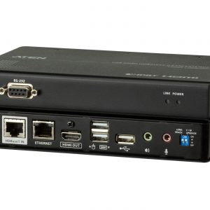 Aten-CE820-AT-U-Aten HDBaseT 2.0  HDMI 4K  KVM Console Extender with RS232 1920 x 1080 @ 150m