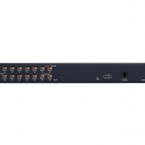 Aten-KH1516AI-AX-U-Aten 16-Port Cat 5 KVM over IP Switch with Daisy-Chain Port
