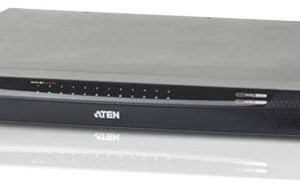 Aten-KN4124VA-AX-U-Aten 24 Port KVM Over IP