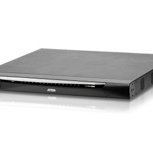 Aten-KN8132V-AX-U-Aten Altusen 1 Local/8 Remote Console 32 Port Rackmount USB-PS/2 Cat5 KVM Over IP Switch