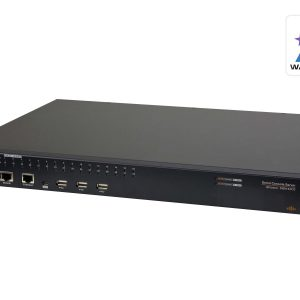 Aten-SN0132CO-AX-U-Aten 32 Port Serial Console Server over IP with dual AC Power