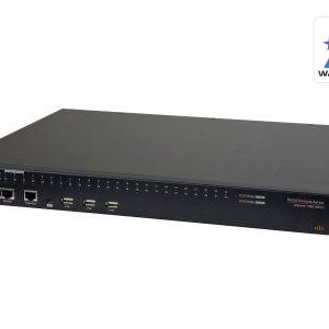 Aten-SN0148CO-AX-U-Aten 48 Port Serial Console Server over IP with dual AC Power