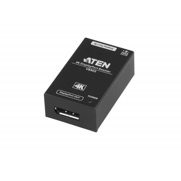Aten-VB905-AT-U-Aten Video Booster True 4K Displayport 1.2