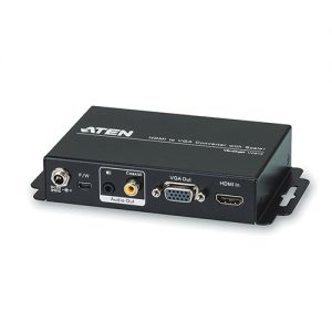 Aten-VC812-AT-U-Aten Professional Converter HDMI to VGA with Scaler