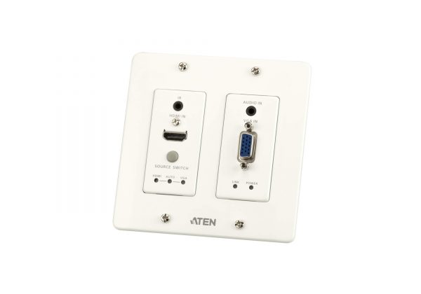 Aten-VE2812UST-AT-U-Aten HDBaseT HDMI (up to 4k@70m over Cat5e/6 and up to 100m over Cat6a/ Aten Cat6