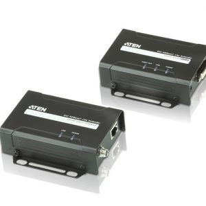 Aten-VE601-AT-U-Aten HDBaseT  DVI-D Lite Video Extender - Up to 4K@35m or 70m (CAT 6A) Max (PROJECT)