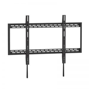 """Brateck-LP37-69F-Brateck X-Large Heavy-Duty Fixed Curved  Flat Panel Plasma/LCD TV Wall Mount Bracket for 60""""- 100"""" TVs"""