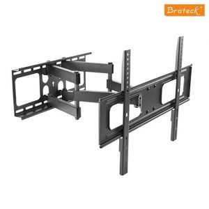"""Brateck-LPA36-466-Brateck Economy Solid Full Motion TV Wall Mount for 37""""-70"""" Up to 50kgLED"""