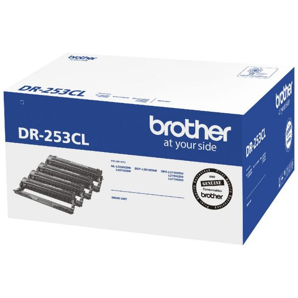 Brother-DR-253CL-Brother *NEW*DRUM UNIT TO SUIT HL-3230CDW/3270CDW/DCP-L3510CDW/MFC-L3745CDW/L3750CDW/L3770CDW (18