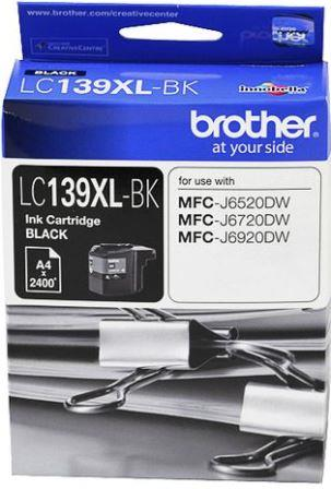 Brother-LC-139XLBK-Brother LC139XLBK Black Ink Suits MFC-J6520/6720/6920DW UP TO 2400 PAGES