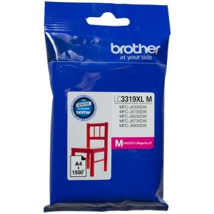 Brother-LC-3319XLM-Brother LC-3319 XL Magenta to Suit - J5330DW/J5730DW/J6530DW/J6730DW/J6930DW