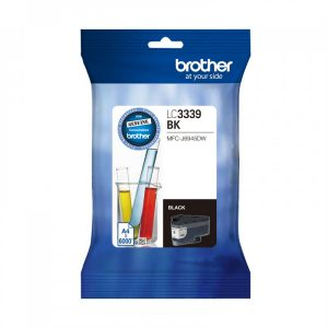 Brother-LC-3339XLBK-Brother LC-3339XLBK Black Super High Yield Ink Cartridge to Suit  MFC-J6945DW