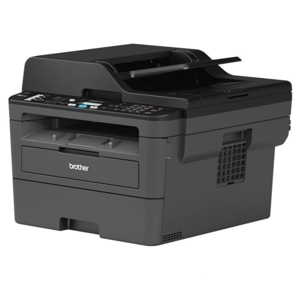 Brother-MFC-L2710DW-Brother L2710DW A4 Wireless Compact Mono Laser Printer All-in-One with 2-Sided. 30ppm