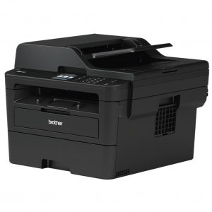 """Brother-MFC-L2730DW-Brother L2730DW A4 Wireless Compact Mono Laser Printer All-in-One with 2-Sided Printing  2.7"""" Touch Screen"""