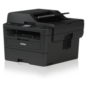 """Brother-MFC-L2750DW-Brother L2750DW A4 Wireless Compact Mono Laser Printer All-in-One with 2.7"""" Touchscreen"""