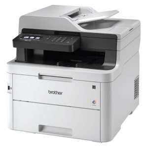 Brother-MFC-L3770CDW-Brother MFC-L3770CDW Wireless Networkable Colour Laser MFC 24 ppm with 250 sheet capcity. LED