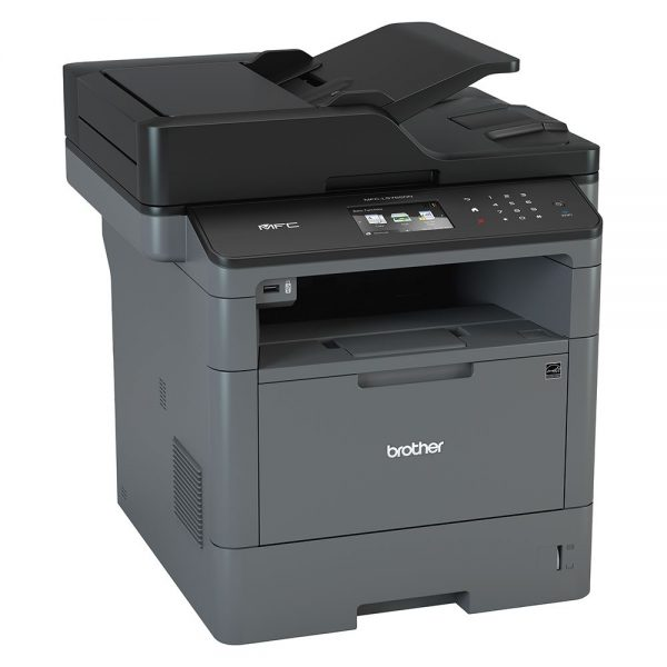 Brother-MFC-L5755DW-Brother MFC-L5755DW WIRELESS HIGH SPEED MONO LASER MULTI-FUNCTION CENTRE WITH 2-Sided PRINTING SCAN  (40PPM