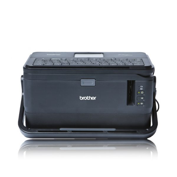 Brother-PT-D800W-Brother ADVANCED DESKTOP P TOUCH LABELLER WITH WIRELESS - 6-36MM TZE TAPE MODEL