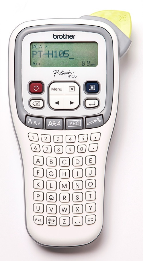 Brother-PT-H105-Brother PTH105 Accent Labeller Handheld