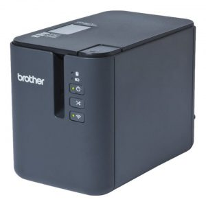 Brother-PT-P900W-Brother PT-900W ADVANCED PC CONNECTABLE/WIRELESS LABEL PRINTER 3.5-36MM TZE TAPE MODEL