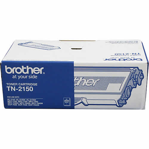Brother-TN-2150-Brother TN-2150 Brother TN-2150 Mono Laser Toner - High Yield