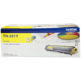 Brother-TN-251Y-Brother TN-251Y Colour Laser Toner- Yellow