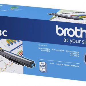 Brother-TN-253C-Brother TN-253C Cyan Toner Cartridge to Suit -  HL-3230CDW/3270CDW/DCP-L3015CDW/MFC-L3745CDW/L3750CDW/L3770CDW (1