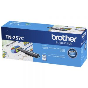 Brother-TN-257C-Brother TN-257C  Cyan High Yield Toner Cartridge to Suit -  HL-3230CDW/3270CDW/DCP-L3015CDW/MFC-L3745CDW/L3750CDW/L3770CDW (2