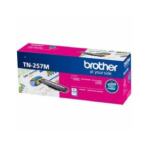 Brother-TN-257M-Brother TN-257M Magenta High Yield Toner Cartridge to Suit -  HL-3230CDW/3270CDW/DCP-L3015CDW/MFC-L3745CDW/L3750CDW/L3770CDW (2