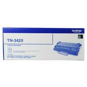 Brother-TN-3420-Brother TN-3420 Mono Laser Toner - High Yield to suit HL-L5100DN