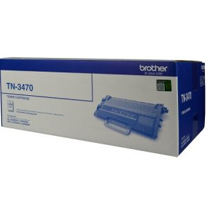 Brother-TN-3470-Brother TN-3470 Mono Laser Toner - High Yield upto 12000 Pages- L6200DW
