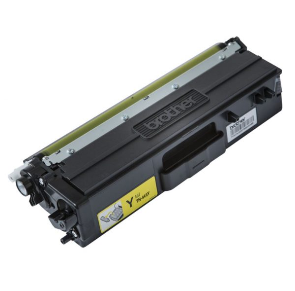 Brother-TN-446Y-Brother TN-446Y Colour Laser- Super High Yield Yellow- HL-L8360CDW