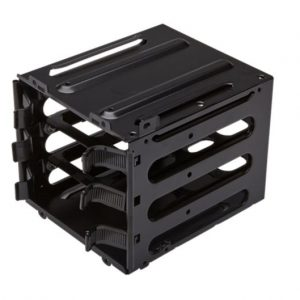 Corsair-CC-8930032-Corsair HDD upgrade kit with 3x hard drive trays and secondary hard drive cage parts