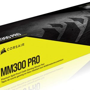 Corsair-CH-9413641-WW-Corsair MM300 PRO Premium Spill-Proof Cloth Gaming Mouse Pad – Extended 930mm x 300mm x 3mm - Graphic Surface