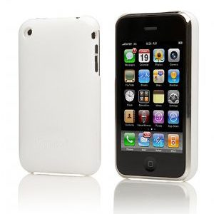 Cygnett-CY-P-SFW-Cygnett Form White iPhone Case Fitted Hard Case Protec (LS)