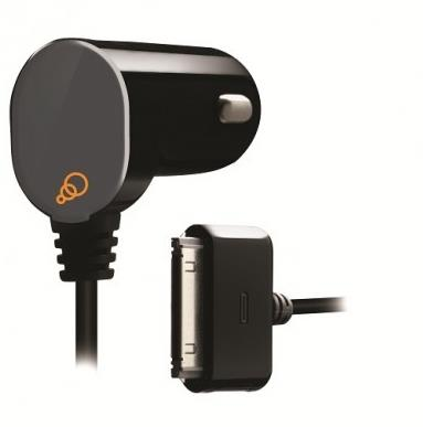 Cygnett-CY0344PAAUT-Cygnett GroovePower Auto 12V/CarCharger/IPhone/IPod