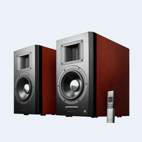 EDIFIER-A300-Edifier Airpulse A300 Hi-Res Audio Active Speaker System with Wireless Subwoofer Bluetooth